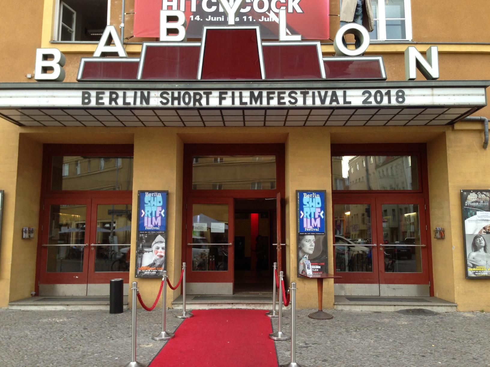 News | Berlin Short Film Festival